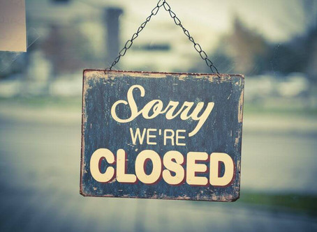 Business Closures and Modified Hours