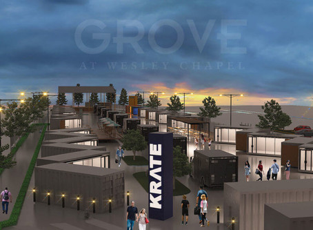 Container Park coming to Wesley Chapel's Grove Shopping Center