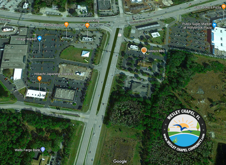 Intersection at State Road 54 and Bruce B Downs to be Redesigned and Blocked