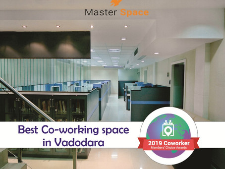 Best Coworking Space In Vadodara