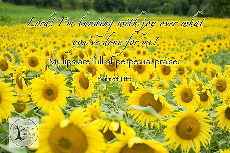 Psalms 34:1
