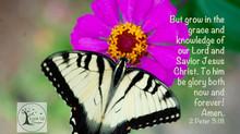 Grow. Change. Blossom.