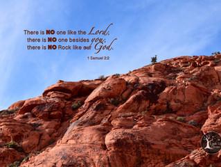 No Rock Like Our God
