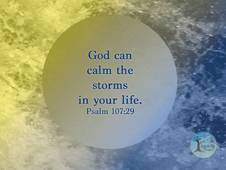 Calm the Storms