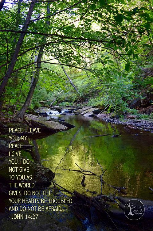 Peace 8x10 print