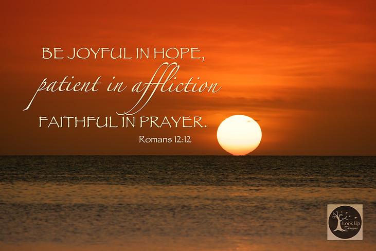 Be Joyful in Hope
