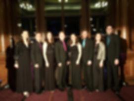 Octavoce's Christmas performance in the Edinburgh City Chambers 2017