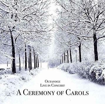 Octavoce CD A Ceremony of Carols