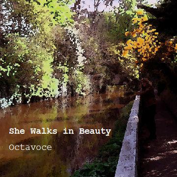 Octavoe CD She Walks in Beauty