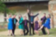 Singers of Octavoce Choir members