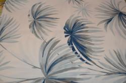 Bambous bleus