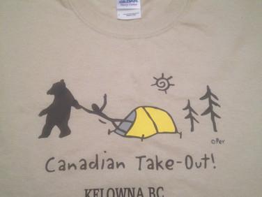 Similar thing to this T-shirt / このTシャツに似たこと