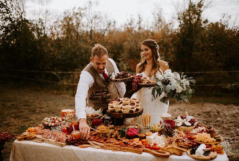Katelyn + Graham Wedding