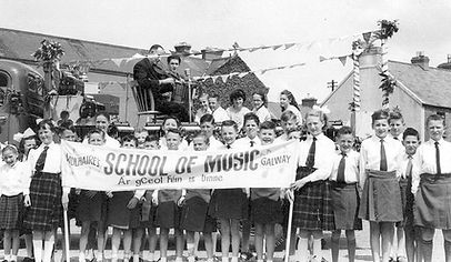 Mulhare's School of Music 1965
