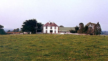 Mahoney's House on the Hill, Co Galway