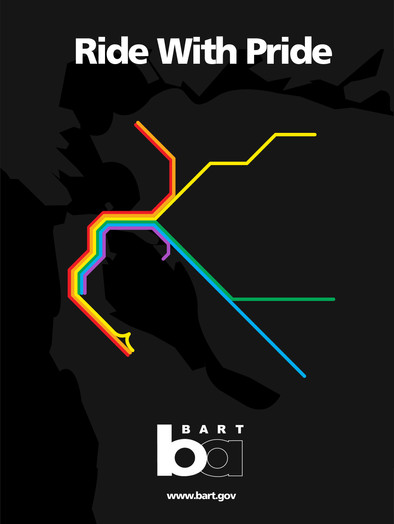 Ride With Pride poster
