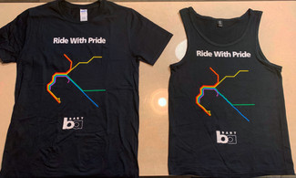 Ride With Pride shirt