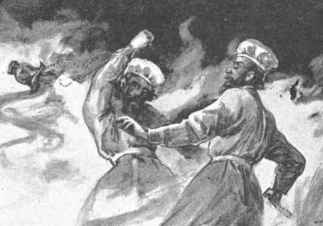 Levítico 10:1-11: O erro de Nadabe e Abiú