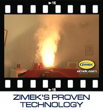 Zimek technology shows Micro Mist application in action