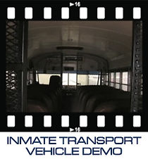 Demonstration of Zimek Micro Mist application in an inmate transport vehicle