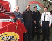 Zimek Systems in Fire Departmen
