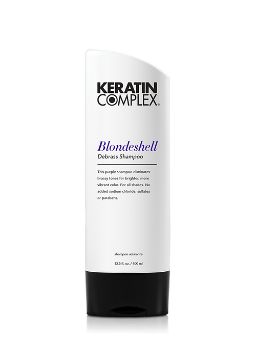 Keratin Blondeshell Debrass Shampoo