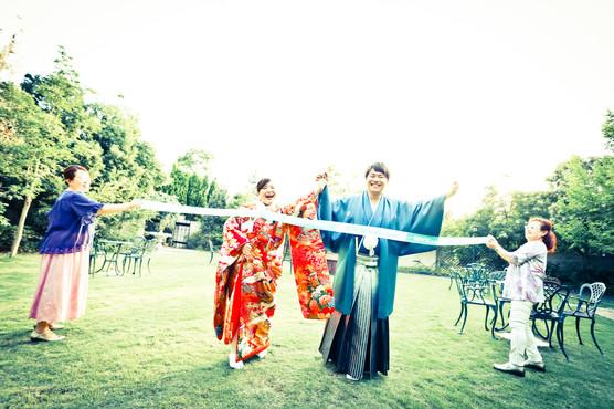 守谷市 結婚式 前撮り 和装 秋山写真工房 ウエディング