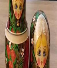 Les jouets métaphysiques : une poupée russe