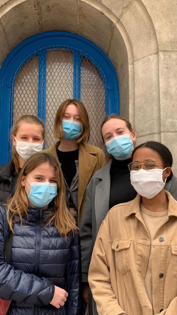 Perrine, Lily, Naomi, Victoria, Salomé : « La prépa, c'est fatiguant mais épanouissant intellectuellement ! »