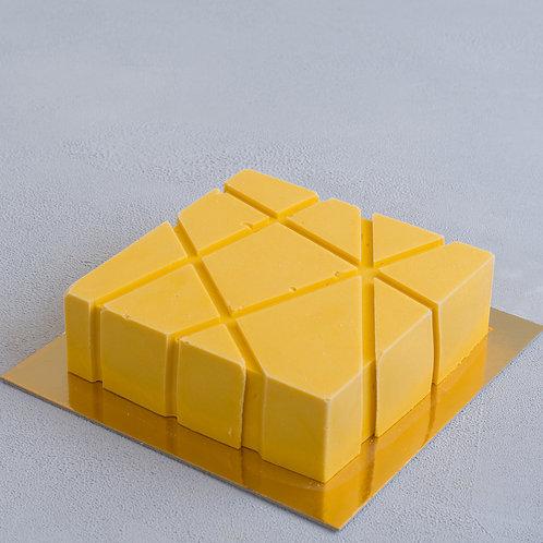 Торт-мороженое Геометрия