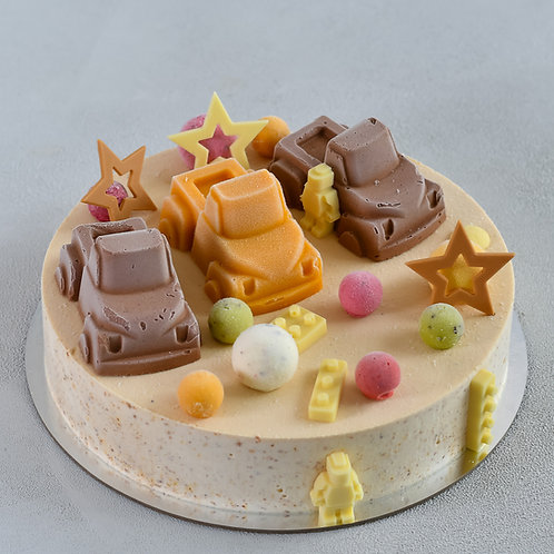 Торт-мороженое Машинки