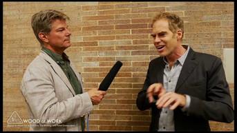 John Vailant interviews Scott Francisco on the Brooklyn Bridge Forest