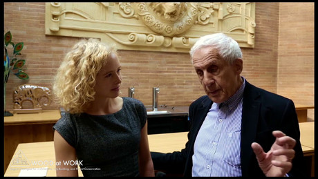 Interview with Kenneth Frampton