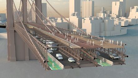 Brooklyn Bridge Forest_Cutaway Sequence.