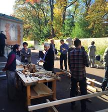 Wood at Work_Keneth Frampton at Japanese