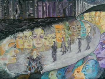 Galaksi Gezgini, DY77 Gençliğinin Galaksi Resim Sanatına Etkileri