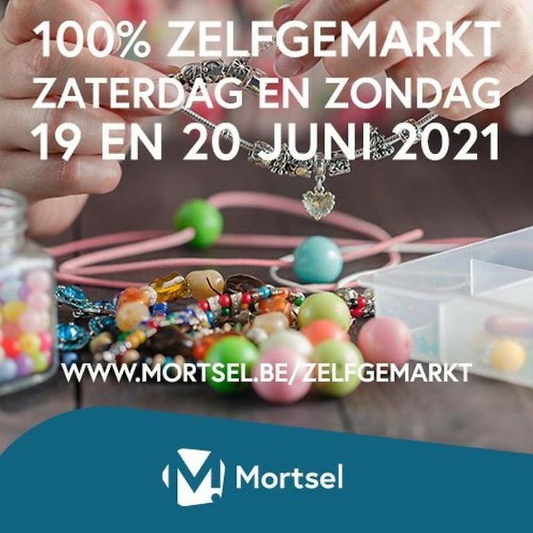 Kremmeke op '100% Zelfgemarkt Mortsel'