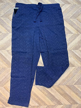 Ikkat CottonPants with Pocket