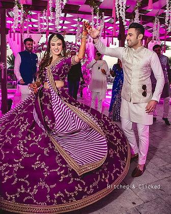 Bridal Lehenga with Choli