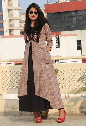 Trendy Jacket Dress