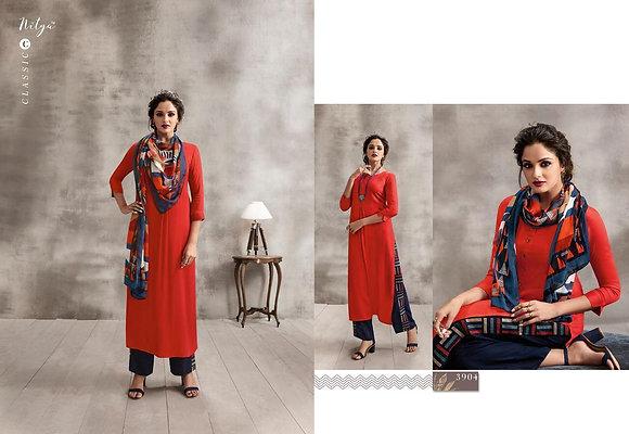 Designer Suit+Palazzo