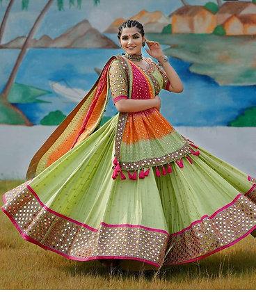 Designer Navratri Special Lehenga Choli