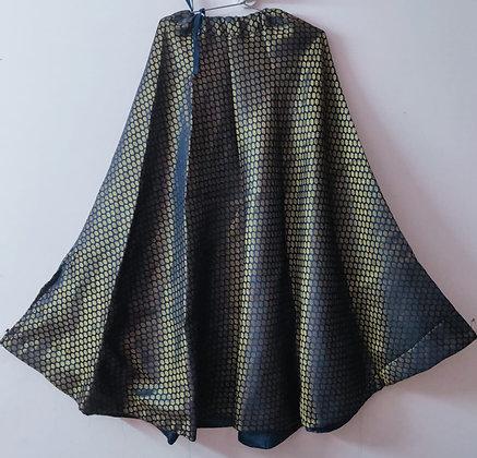 Brocade Silk Lehenga