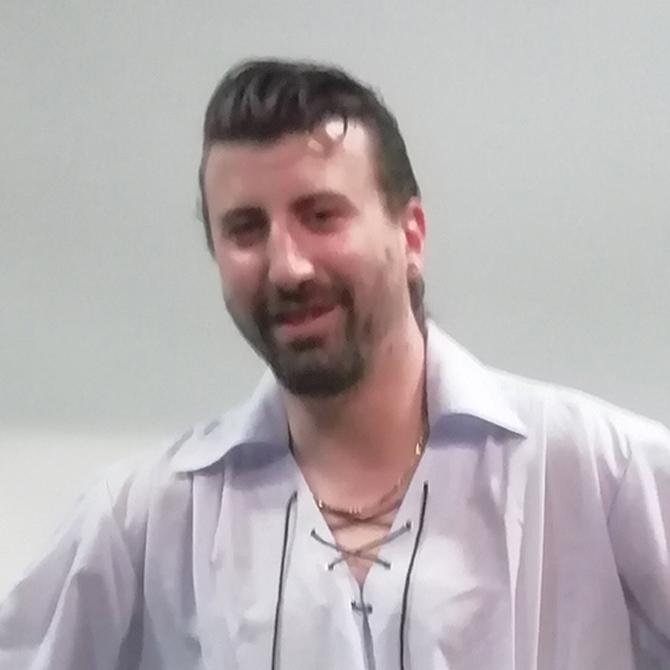 Glenn de Rooij - Acteur
