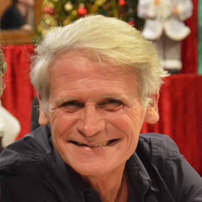 Eddy Veraert - Secretaris, Techniek, Culinair medewerker