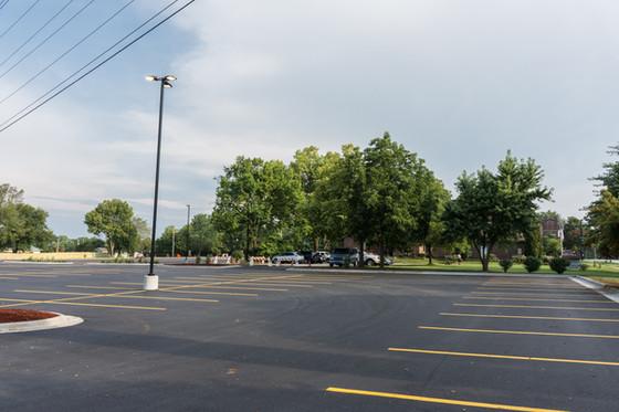 Springfield, MO - OTC Campus Parking Lot Addition