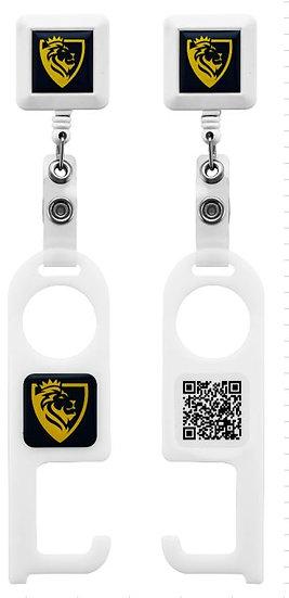 Badge Reel Sanitary Key (100 Pieces)
