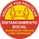 Thumbnail: Thank You For Practicing Social Distancing Round Label (English or Spanish)
