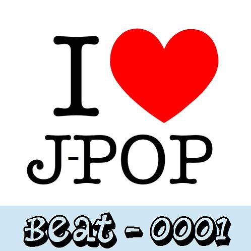 J-POP - BEAT NO.0001