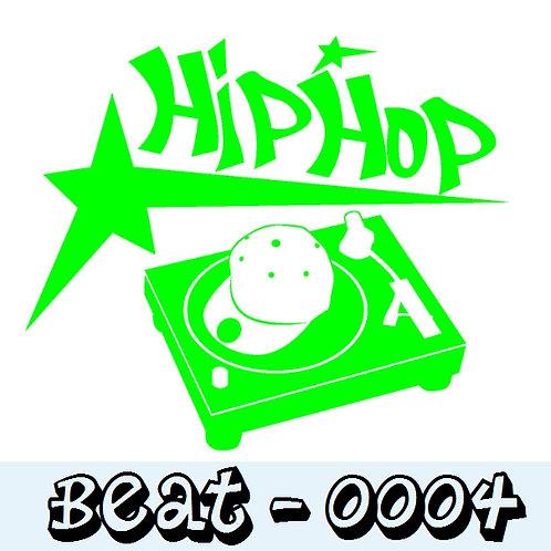 HIPHOP - BEAT - 0004